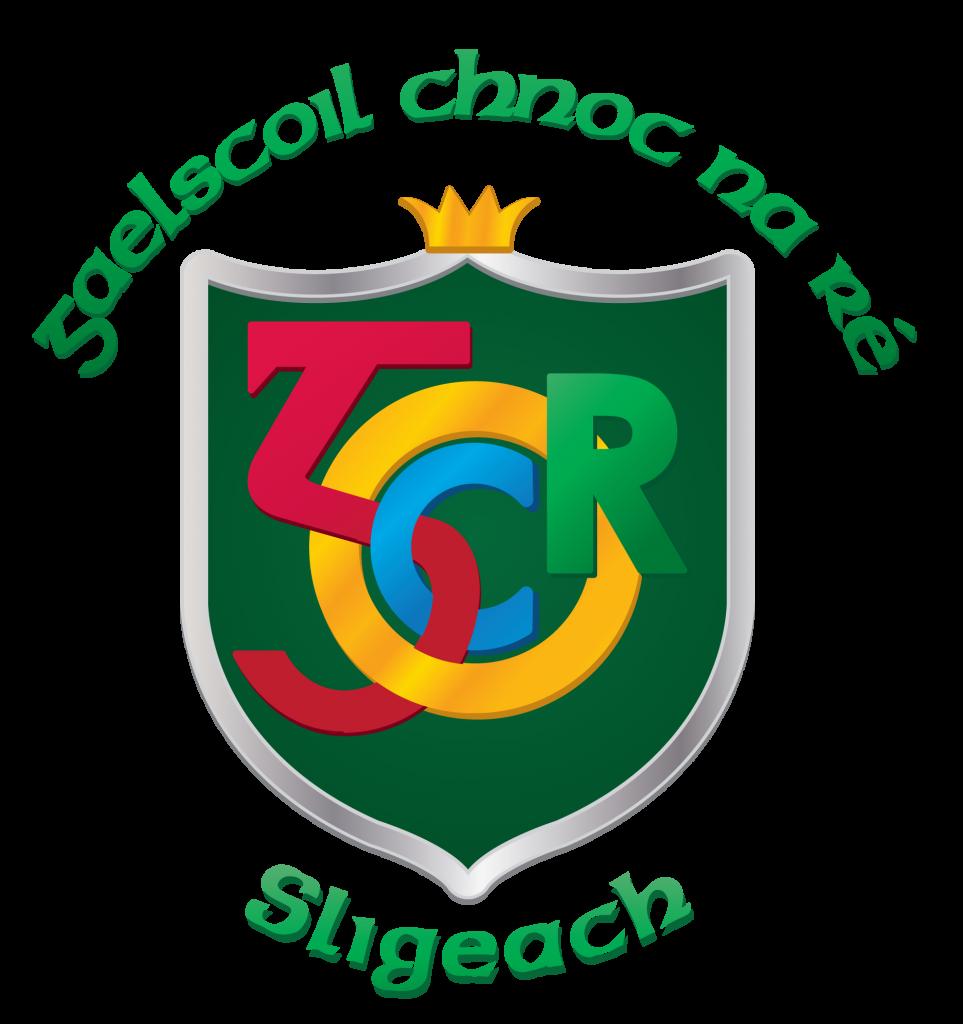 GAELSCOIL CHNOC na RE¦ü-Logo(green)-01